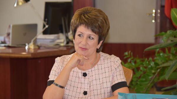 Спикер заксобрания Севастополя Екатерина Алтабаева