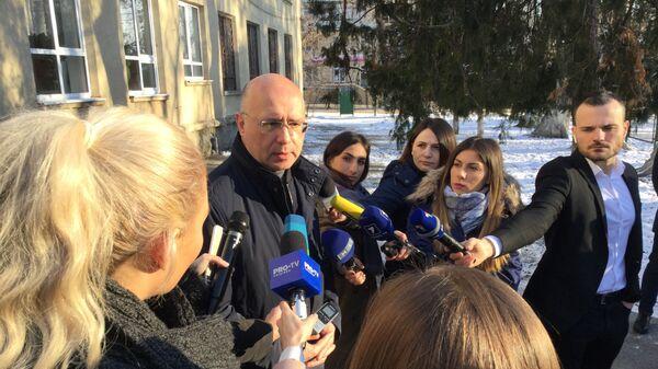 Премьер-министр Молдавии Павел Филип проголосовал на парламентских выборах