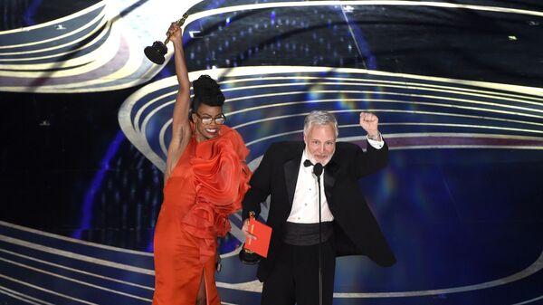 Создатели фильма Черная пантера на 91-й церемонии вручения Оскара