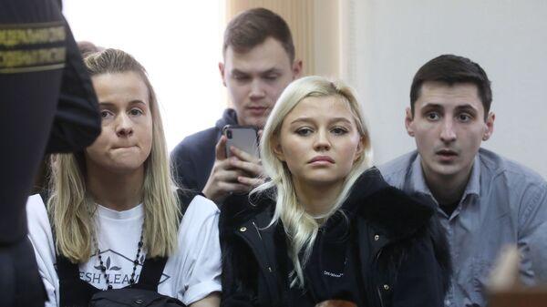Рассмотрение  законности срока ареста П. Мамаеву и А. Кокорину