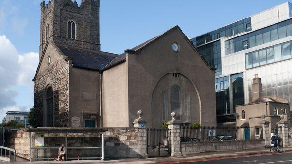 Церковь святого Михана в столице Ирландии Дублине