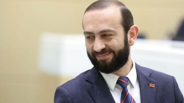 Спикер Национального Собрания Армении Арарат Мирзоян