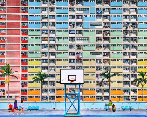 Alex Jiang. Работа одного из победителей конкурса Снято на iPhone