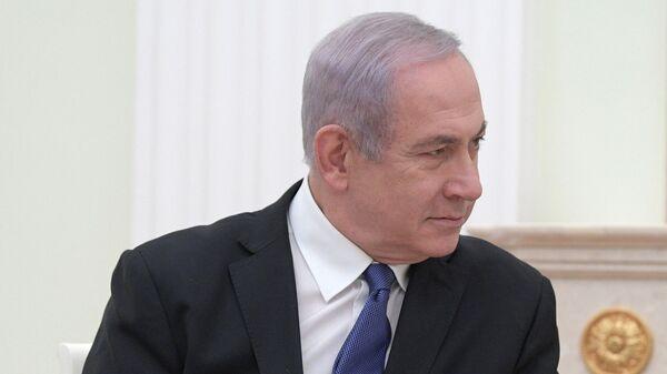 Премьер-министр Государства Израиль Биньямин Нетаньяху