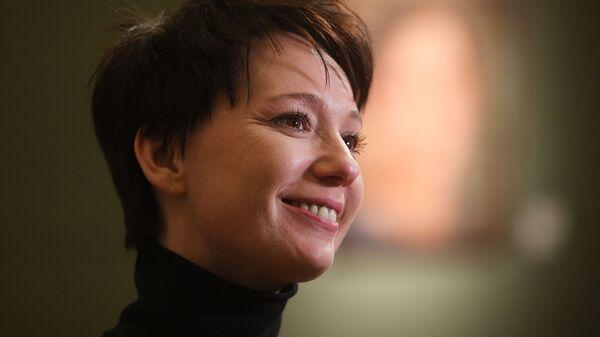 Актриса Чулпан Хаматова