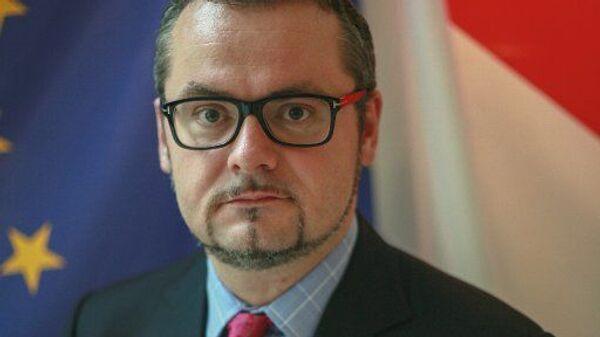 Полномочный посол Герцогства Люксембург Жан Клод Кнебеллер