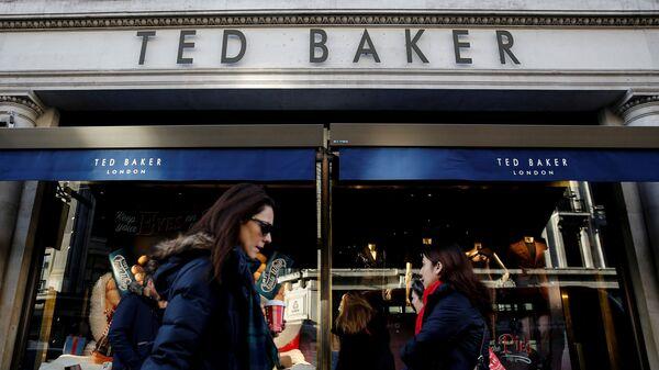 Магазин Ted Baker на Риджент-стрит в Лондоне, Великобритания