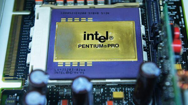 Процессор компании Intel Pentium Pro