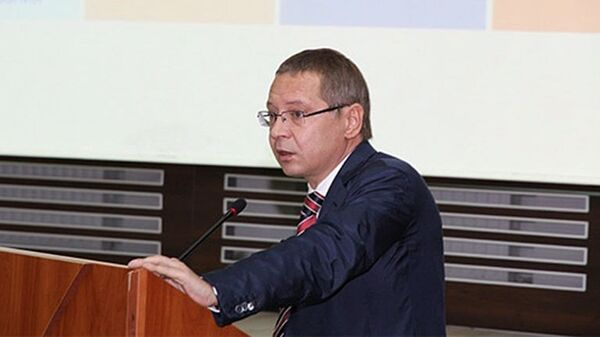 Российский бизнесмен Евгений Калинин