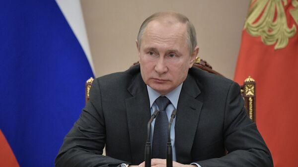Путин посетит Крым по случаю годовщины воссоединения полуострова с Россией