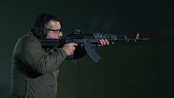 Автомат Калашникова АК-203