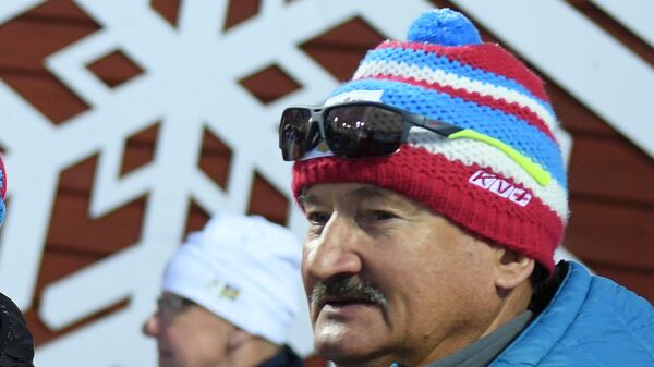 Хованцев: мужской спринт на этапе КМ по биатлону состоится на 100%