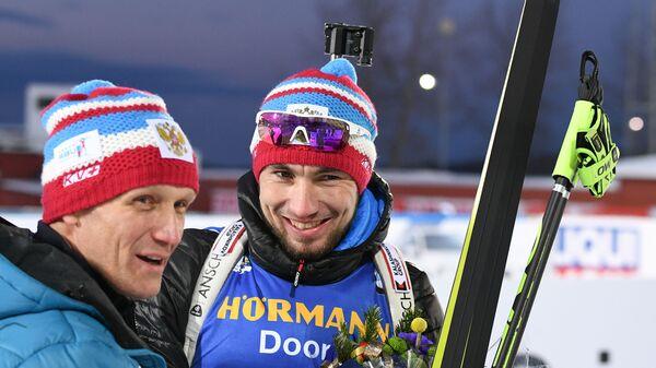 Владимир Драчев (слева) и Александр Логинов