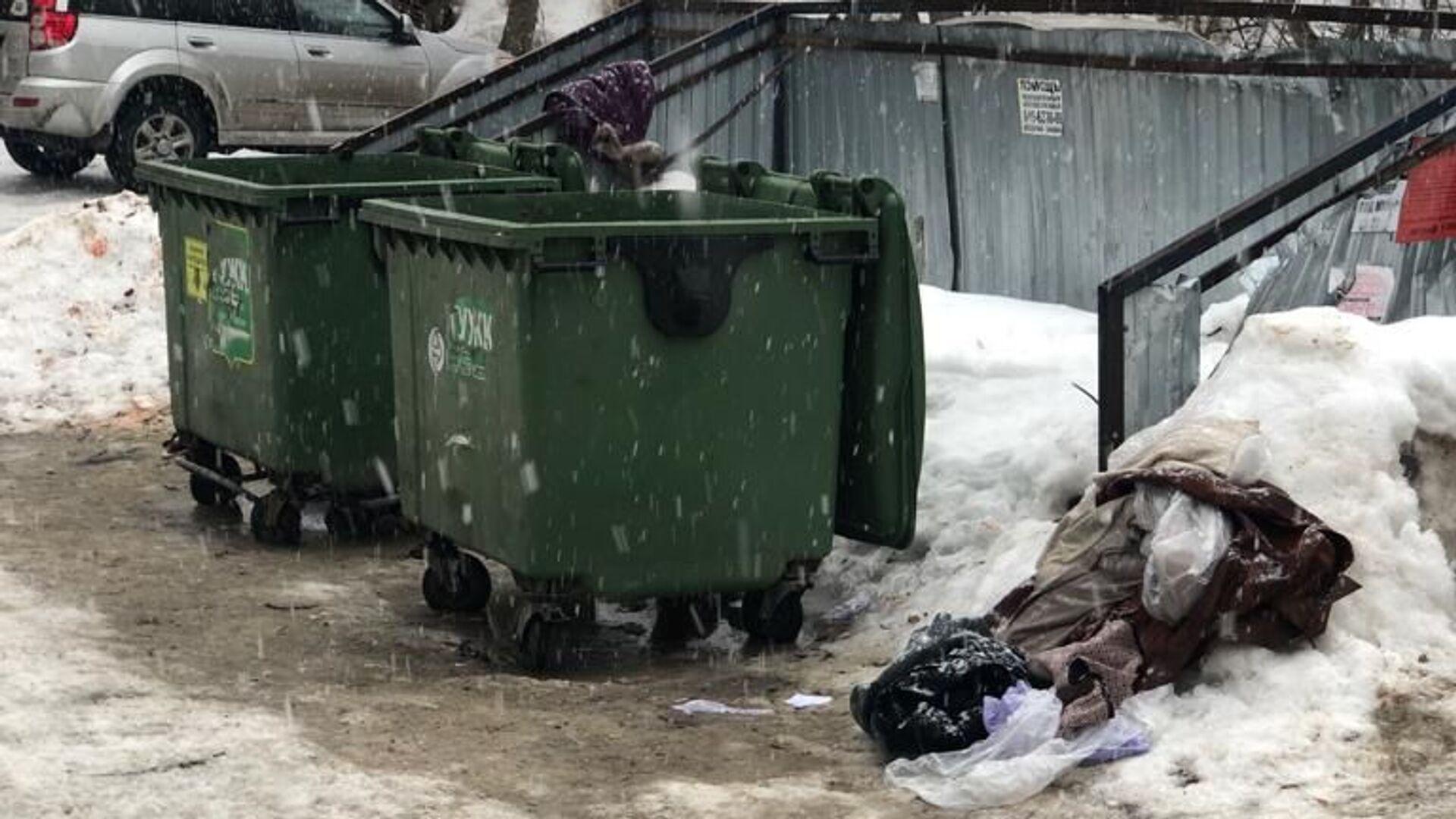 1551682304 0:296:768:728 1920x0 80 0 0 81cbcbe7f1099504b9c05b5ffef58e77 - В хабаровской мусорке нашли тело новорожденного ребенка