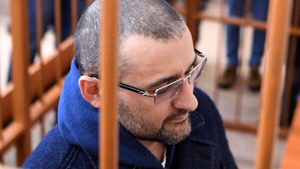 Бывший первый замглавы Росгеологии Руслан Горринг в суде
