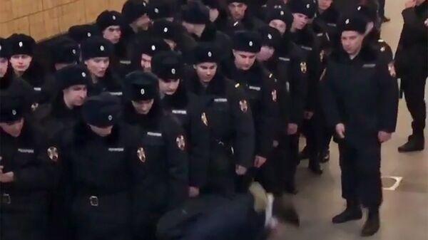 Стоп-кадр видео, опубликованного на странице Али Абидова в Instagram