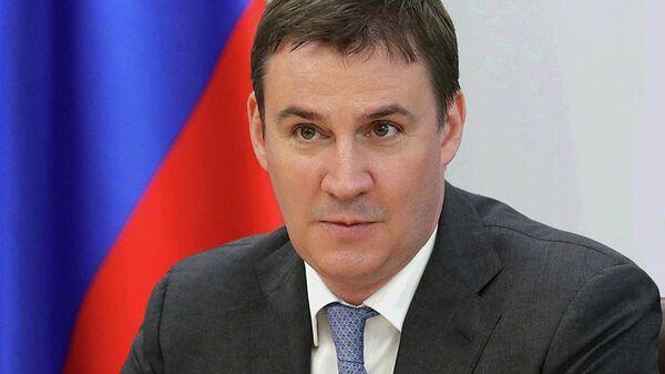 Министр сельского хозяйства России Дмитрий Патрушев