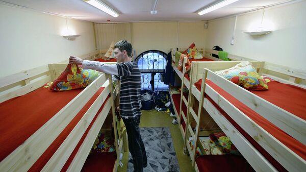 Комната в хостеле
