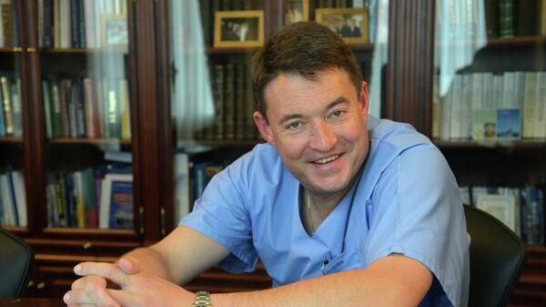 Главный внештатный онколог Министерства здравоохранения РФ, академик РАН Андрей Каприн