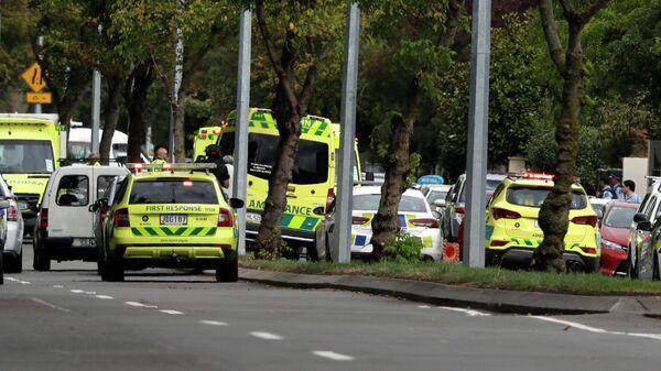 Скорая помощь в Новой Зеландии