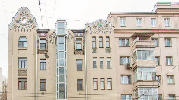 Доходный дом Е.К. Калиновской в Москве