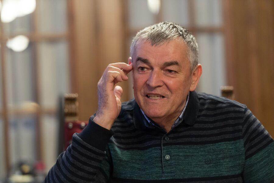 Божидар Делич, депутат парламента, генерал в отставке
