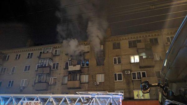 В Челябинске квартира на улице Гагарина разгорелась из-за самогонного аппарата. 19 марта 2019