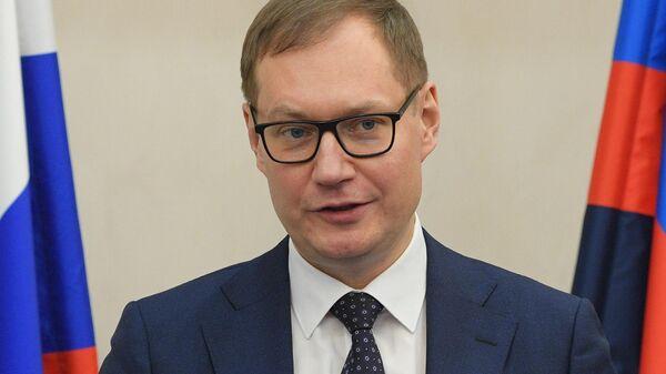 Глава Казначейства Роман Артюхин