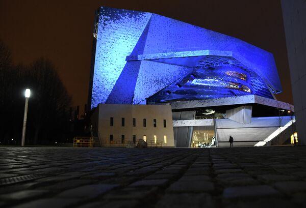 Парижская филармония Жана Нувеля