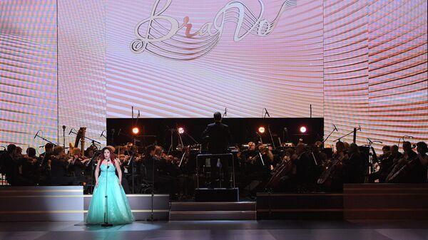 Оперная певица Салтанат Ахметова