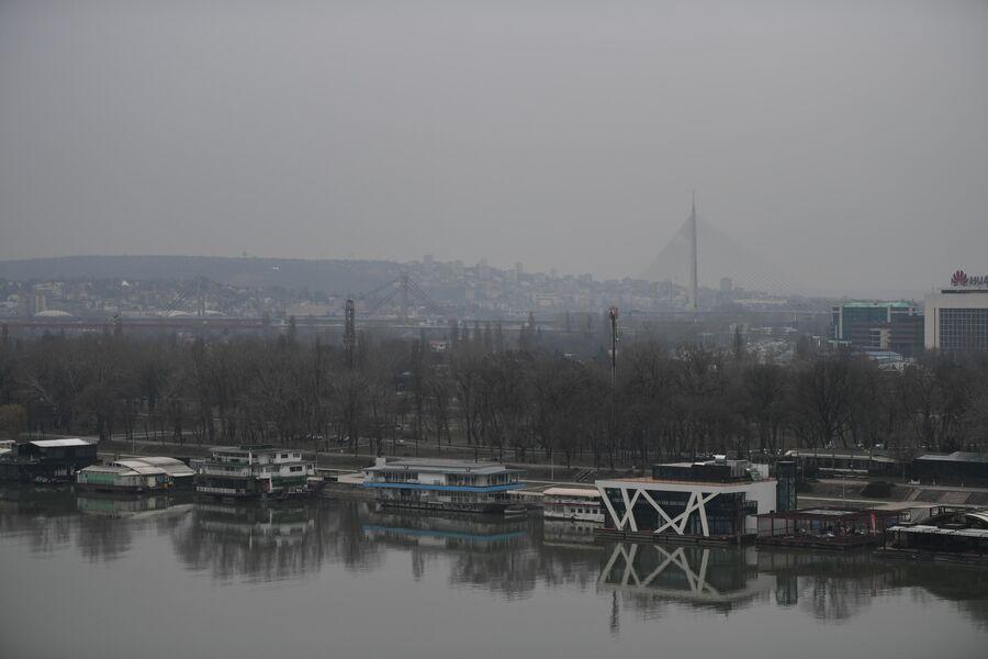 Вид на Белград
