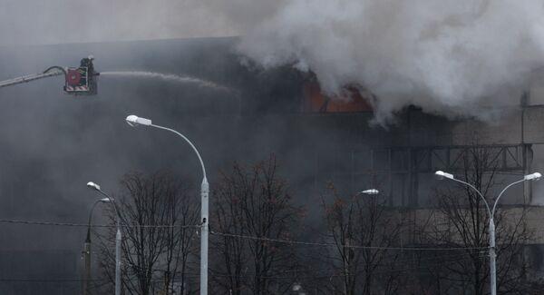 Мощный взрыв прогремел в жилом доме в Баку, есть погибшие и раненые