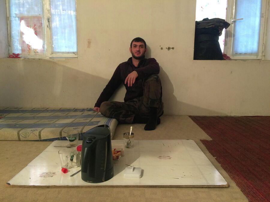 Газимагомед Халимбеков сложил оружие и теперь живет мирной жизнью