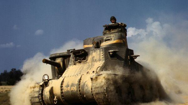 Танк M3 Lee