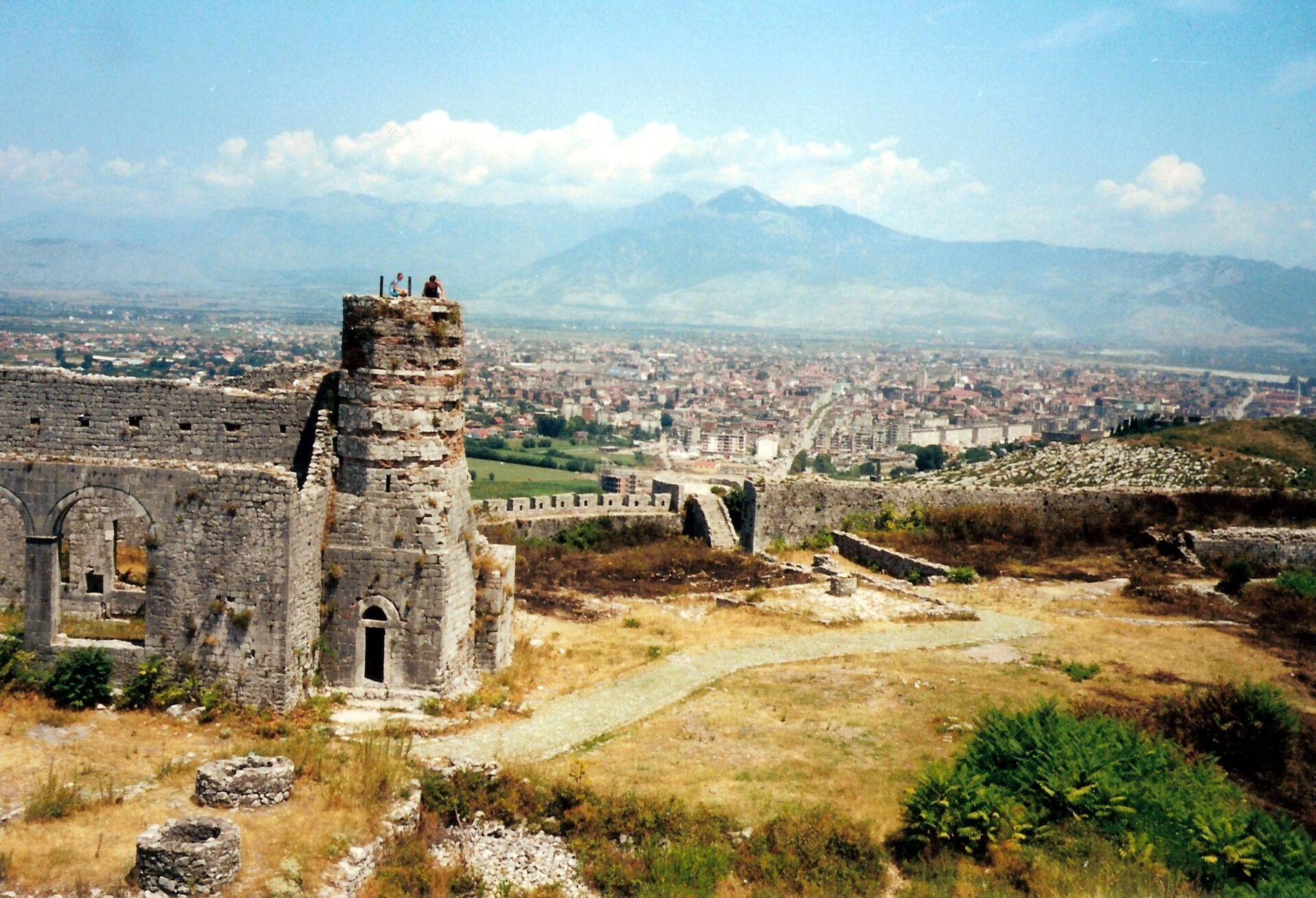 Руины крепости Розафа  - РИА Новости, 1920, 09.06.2021