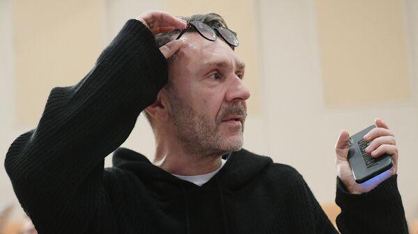 Лидер музыкальной группы Ленинград Сергей Шнуров