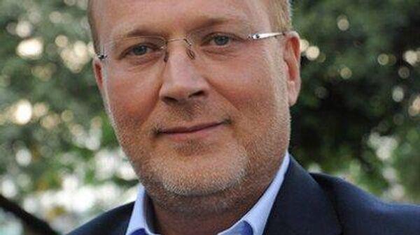Журналист итальянского государственного телевидения RAI Марк Иннаро