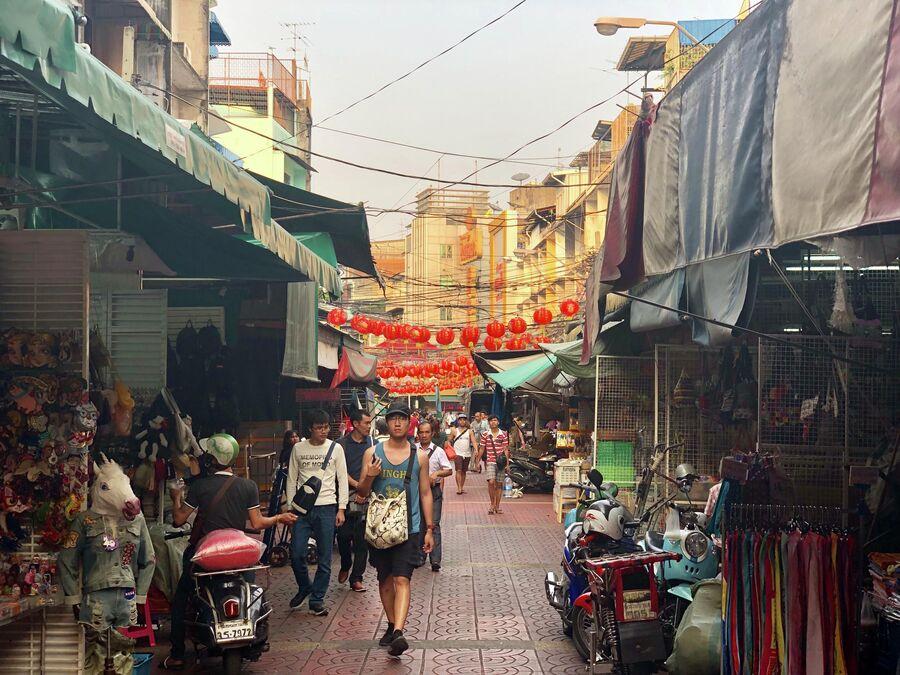 Китайский квартал, Бангкок, Таиланд