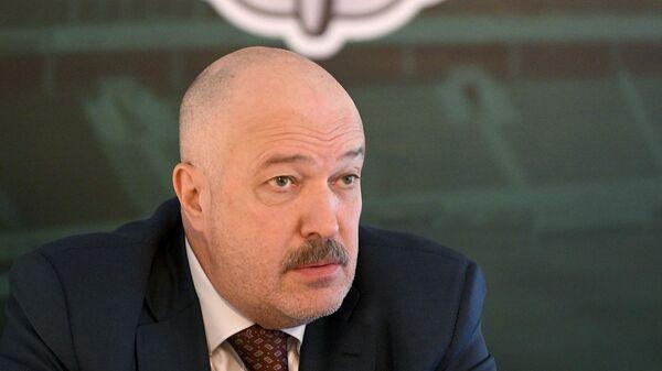 Встреча с новым гендиректором ФК Локомотив В. Кикнадзе