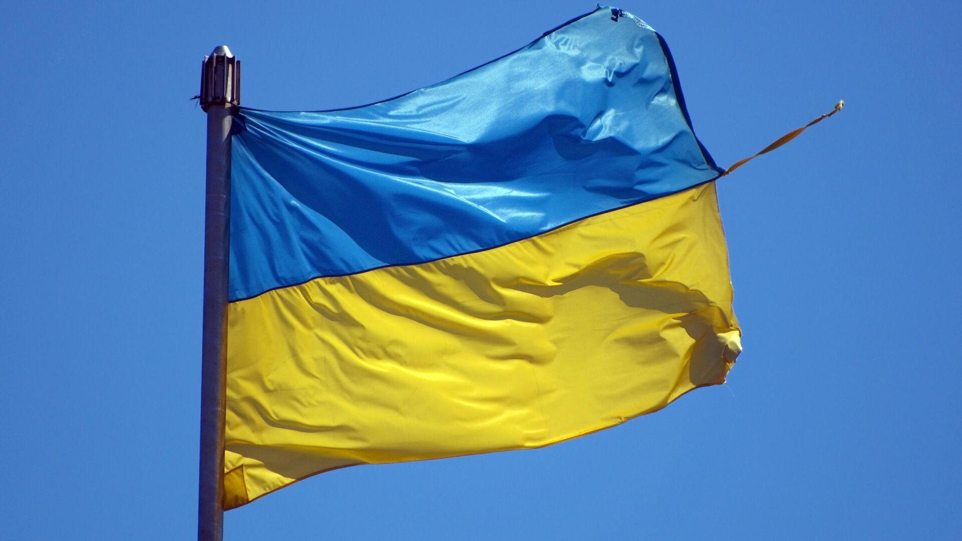 Флаг Украины - РИА Новости, 1920, 19.07.2021