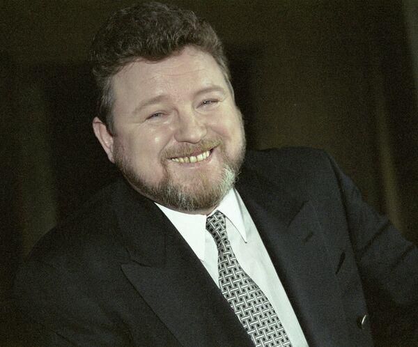 Артист эстрады Михаил Евдокимов