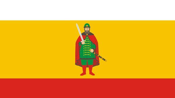 Рязанская область флаг