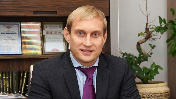 Мэр Евпатории Андрей Филонов