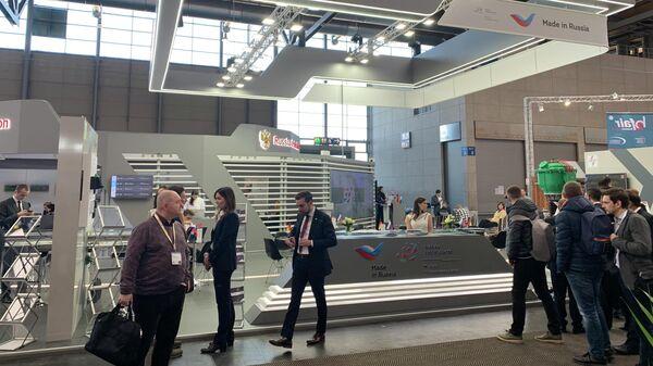 Промышленная выставка-ярмарка Hannover Messe 2019
