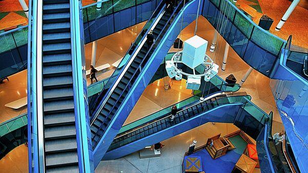 Торговый центр Emporia в городе Малмё, Швеция
