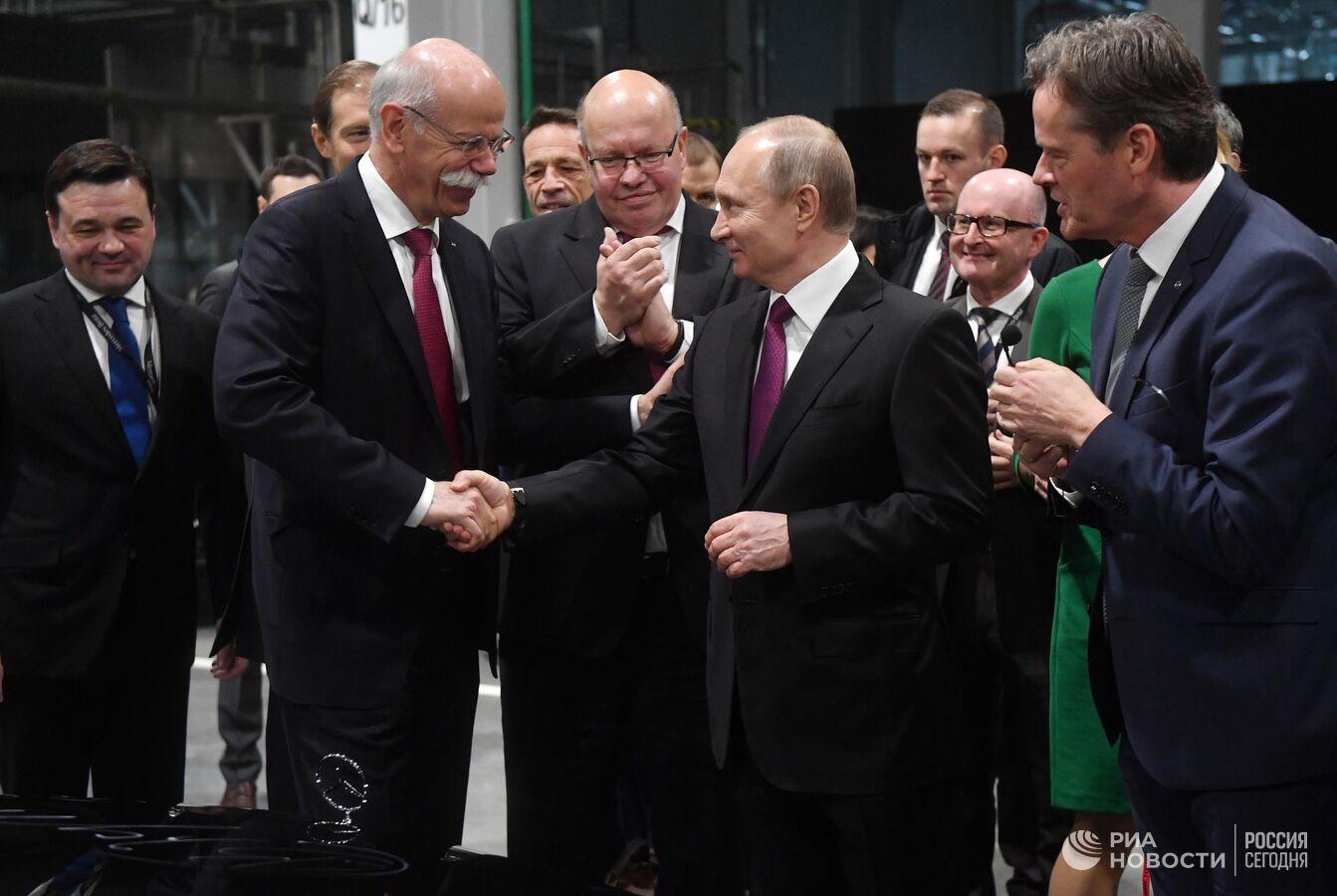Как Путин убивает отечественный автопром