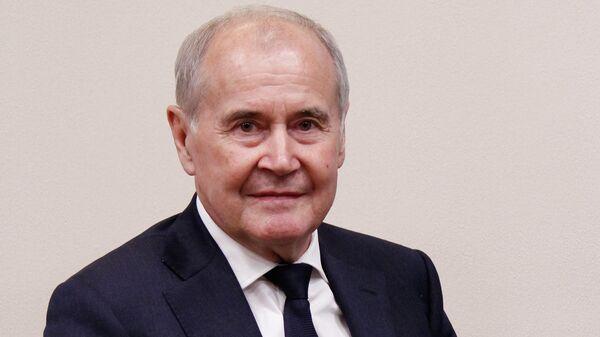 Генеральный директор Ижевского электромеханического завода Купол Фанил Зиятдинов