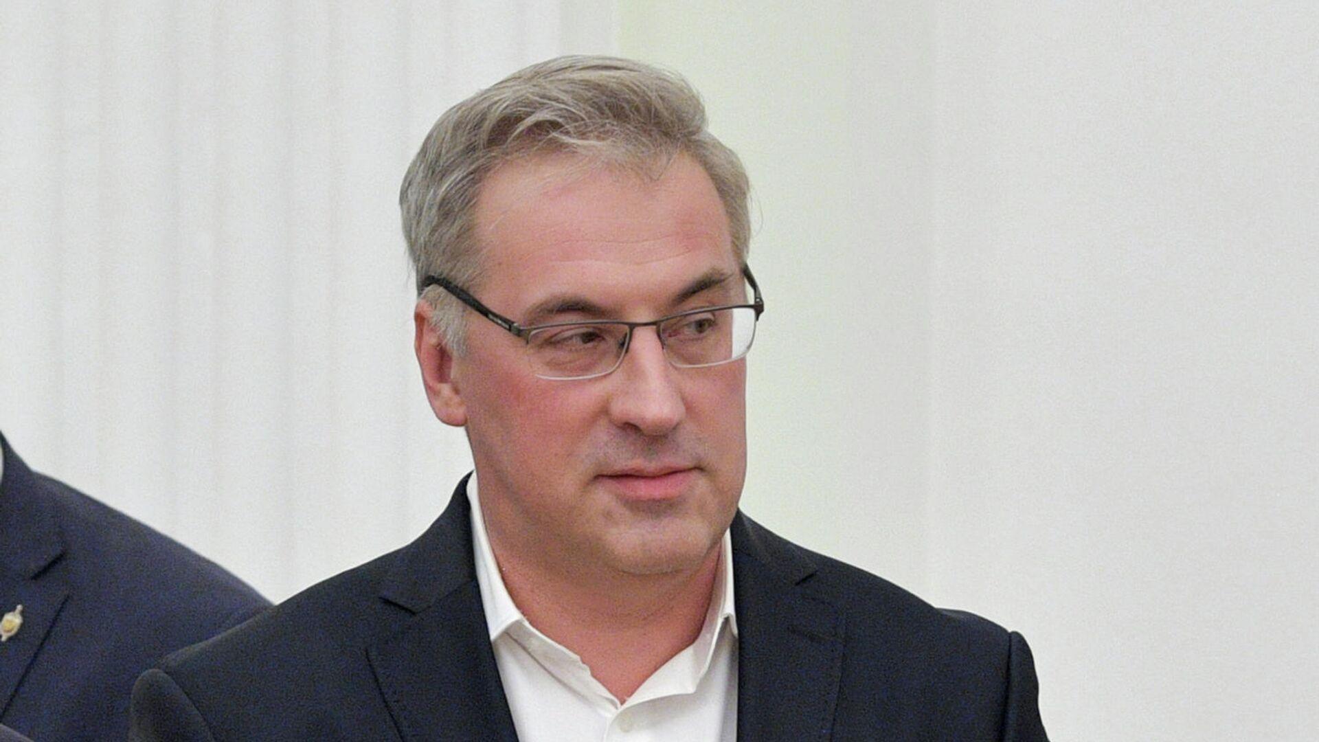 Телеведущий Андрей Норкин - РИА Новости, 1920, 23.06.2021