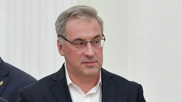 Телеведущий Андрей Норкин