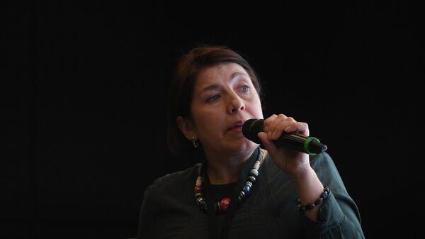 Заместитель главного редактора МИА Россия сегодня Наталья Лосева